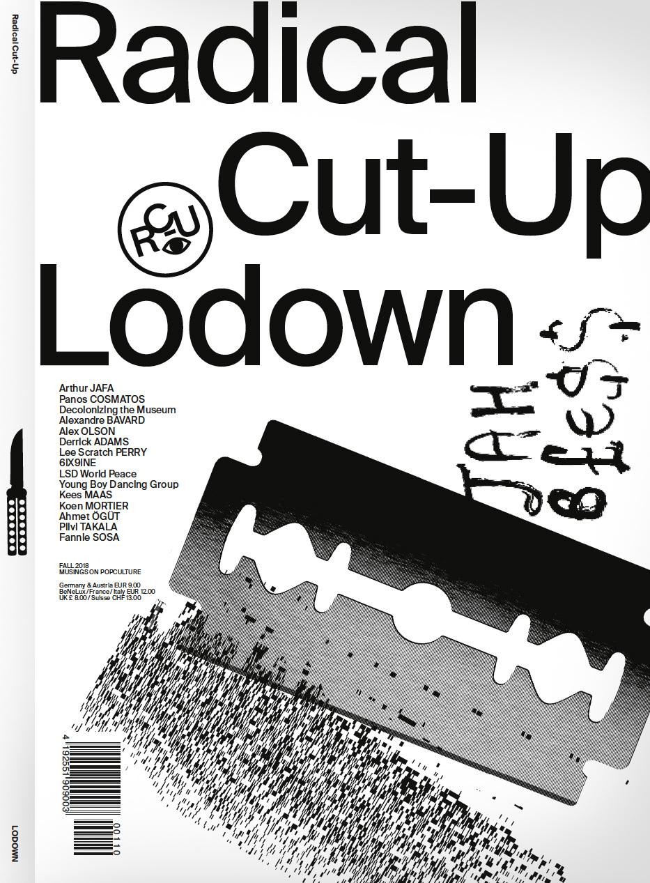 radical cut up by lodown magazine radical cut up 65 Ford Thunderbolt