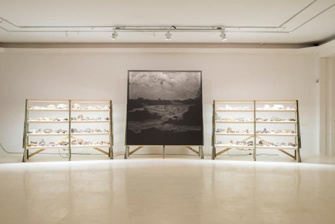Imagens da exposição montada no MAC Campinas 74708fc7bbd
