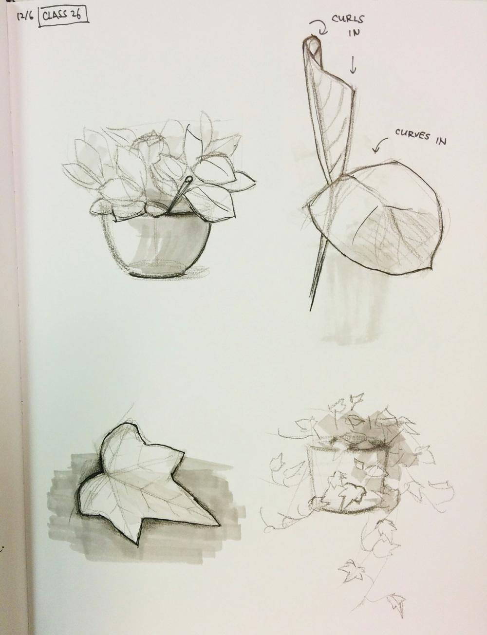 Quick Sketches Mikinobumori