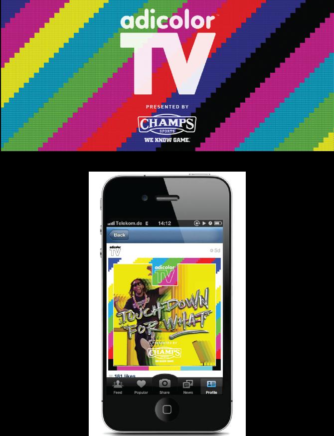 506402d15 Adicolor TV Instagram Campaign - sarahosborndesign.com - Personal network