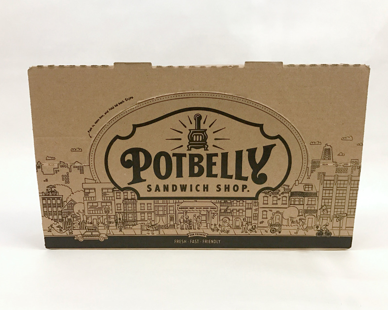 CATERING BOX - Pete Taylor Creative