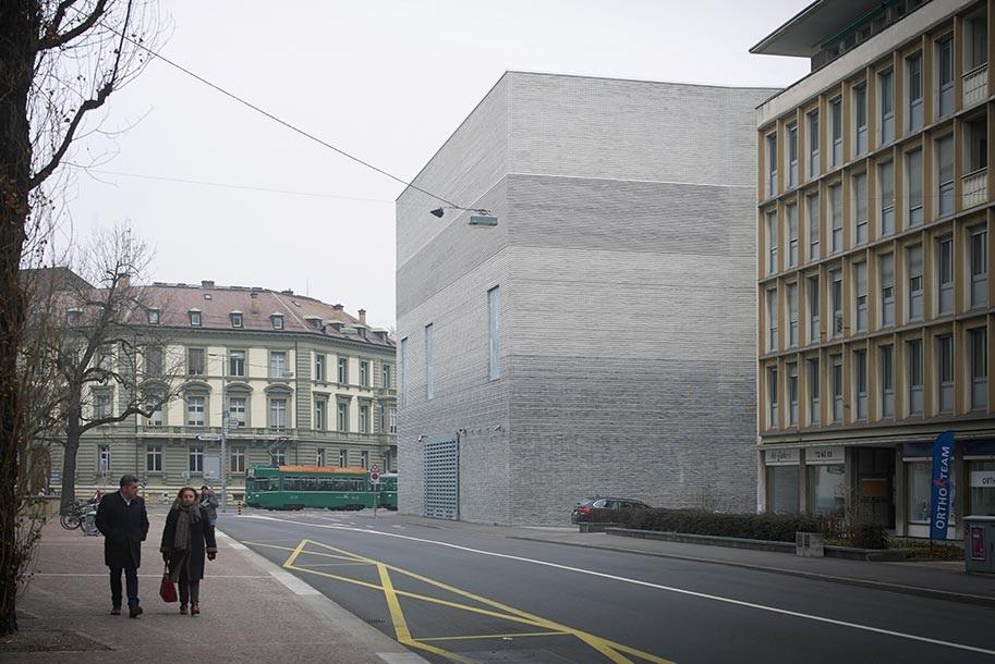 Kunstmuseum Extensionby Christ & GantenbeinBasel ...