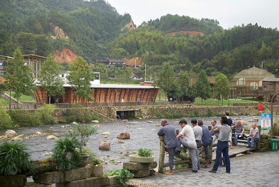 International Bamboo Architecture BiennaleBaoxi China