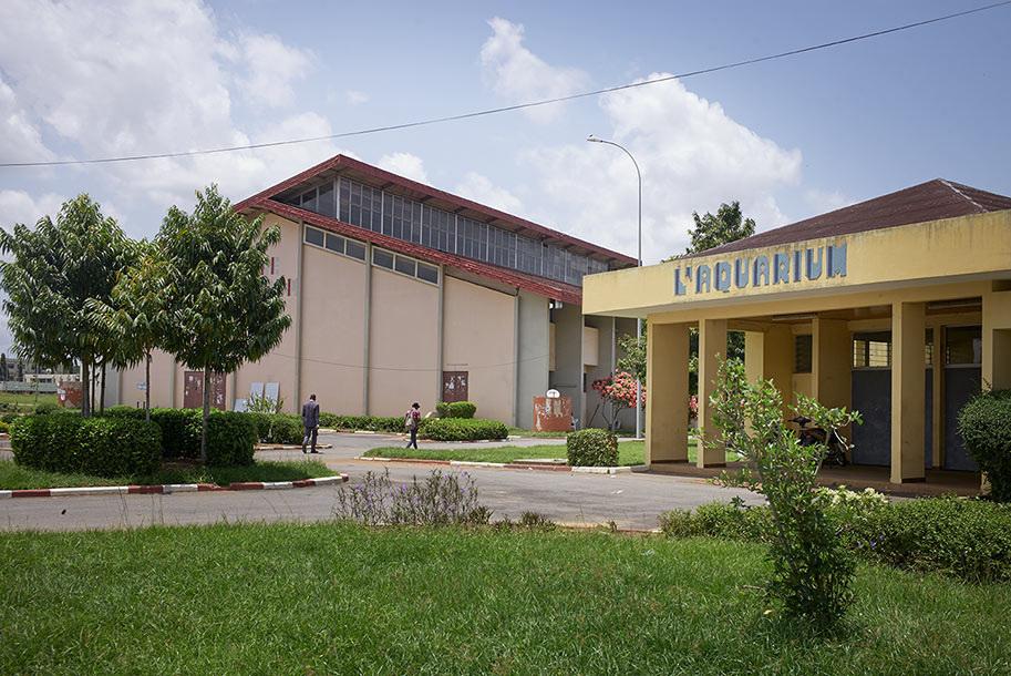 The Universite Felix Houphouet Boignyabidjan Cote D Ivoire Julien Lanoo