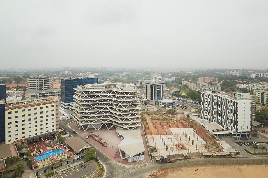 One Airport Squareby Mario Cucinella Architectsacrra Ghana Julien Lanoo
