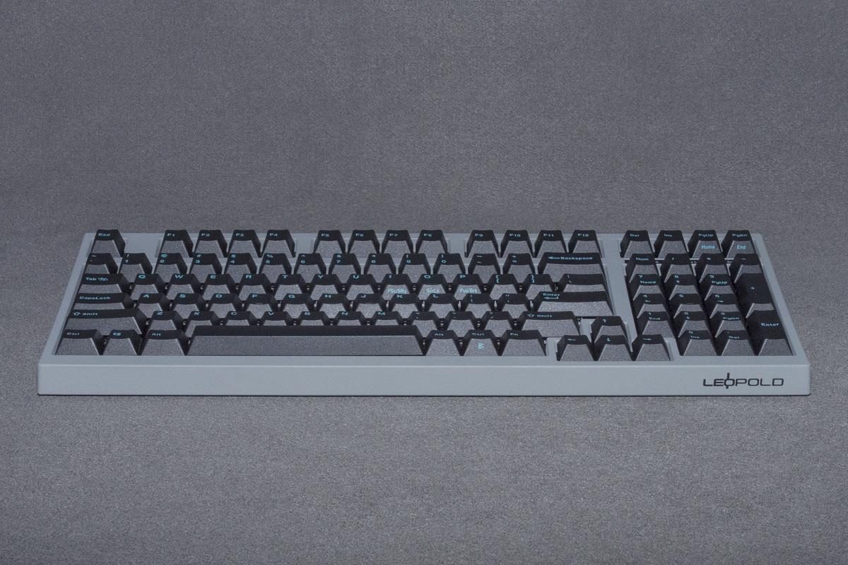 FC980M PD Grey Case - nwsill