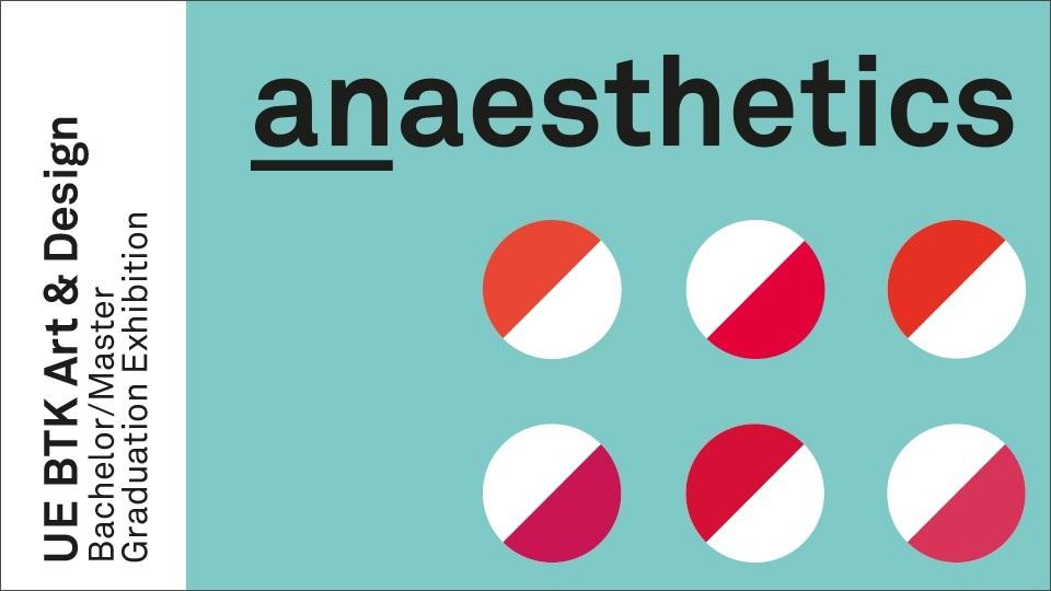 Bachelor Master Exhibition Anaesthetics Btk Photography