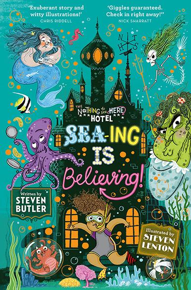 Sea-ing is Believing! - stevenlenton com - Personal network