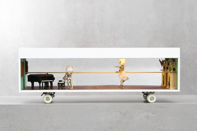 The Dance Class // Lightbox - YORGOS KARRAS