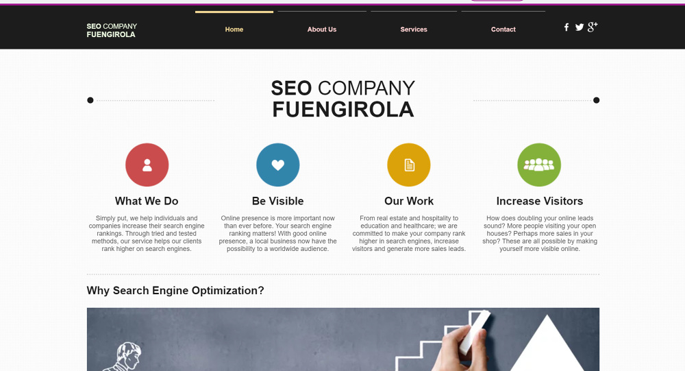 Are Search Engines Making Students >> Search Engine Optimization Agency Portfolio
