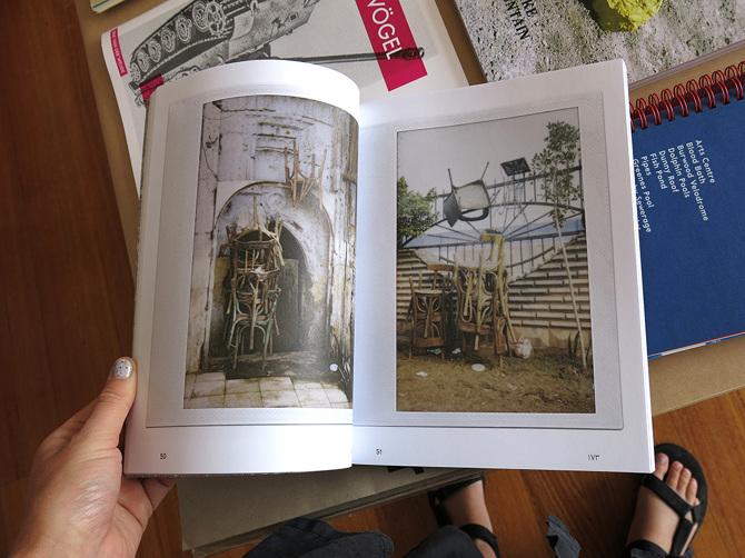 Manar Moursi & David Puig - Sidewalk Salon - Perimeter Books