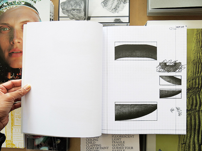 Lee Lozano – Notebooks 1967-70 - Perimeter Books