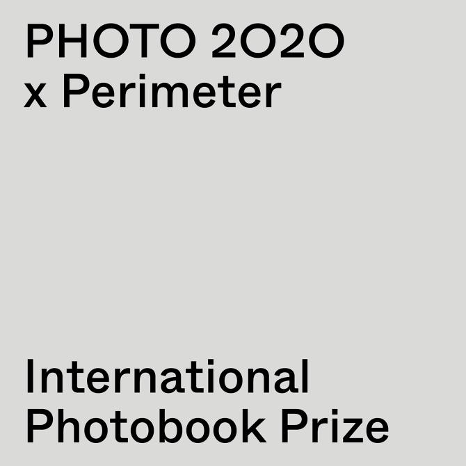 PHOTO 2020 x Perimeter International Photobook Prize - Perimeter Books