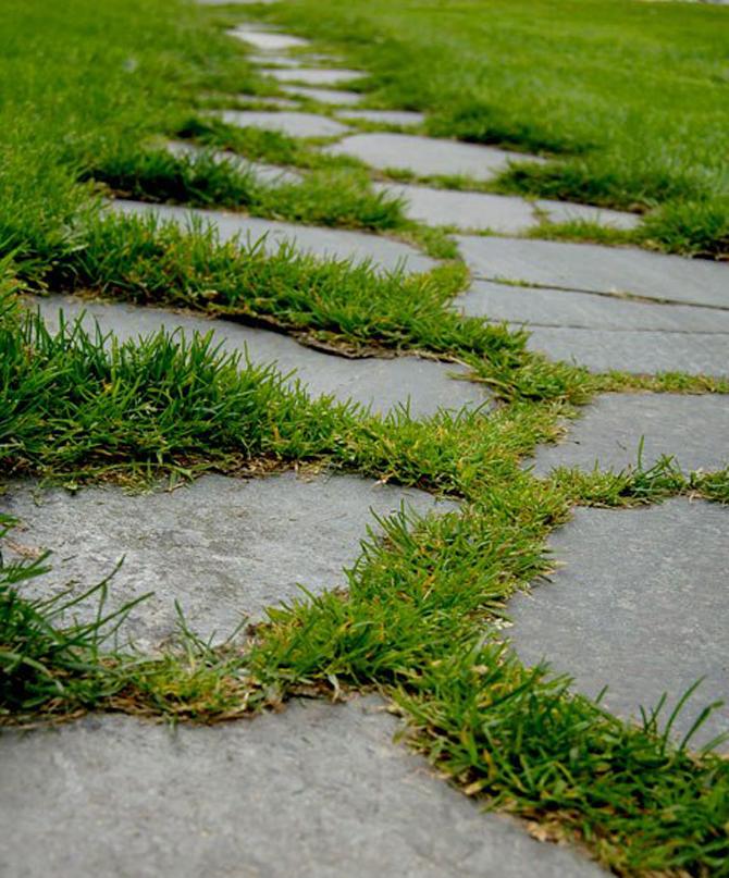 Piedra ana ashida jardines for Jardines con piedras fotos