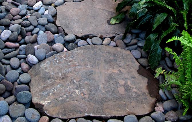 Piedra ana ashida jardines - Piedra de jardin ...
