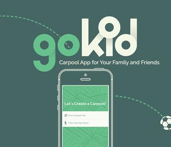 GoKid Carpool App - daisykimdesign com