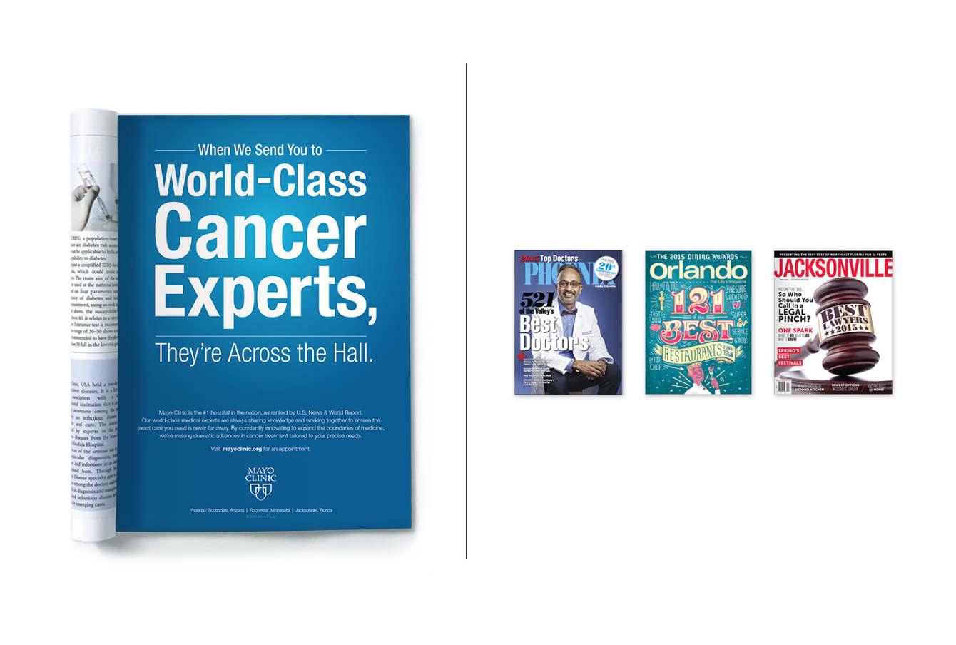 Mayo Clinic - Hunt Adkins Portfolio