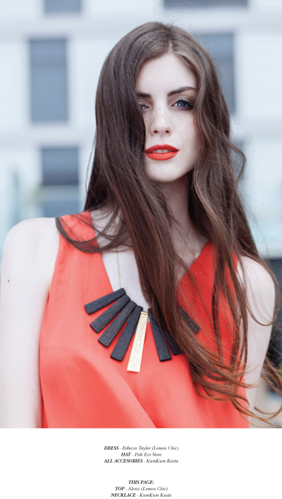 Lucia gonzalez orange marketing for Daniela villa modelo