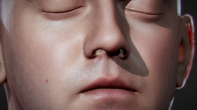 Pre-Integrate Subsurface Scattering - Dongwon Shin