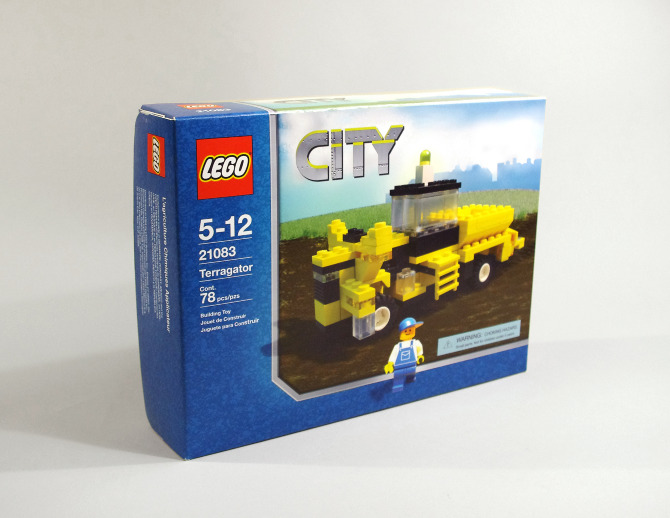 Lego Package Redesign Christopher Boose