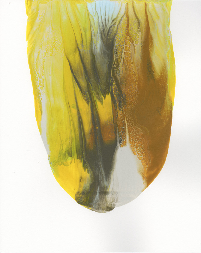 Michael Cina, Art, painting