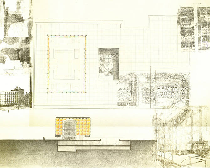 Beinecke Library Interior Architecture