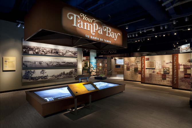 Tampa Bay Exhibits –tampa Tribune Tampa Bay