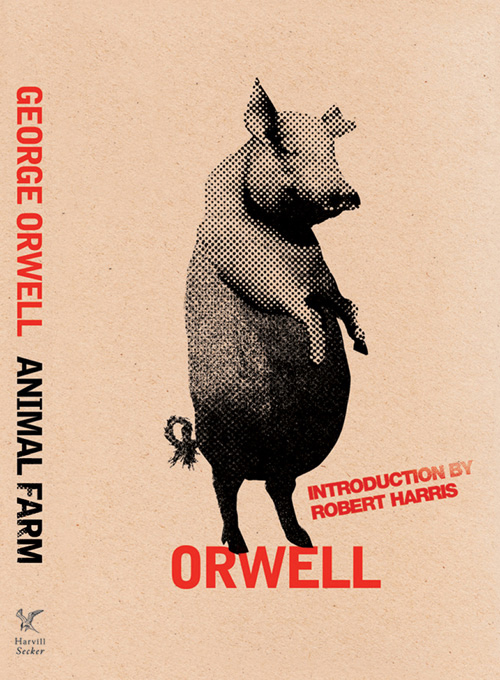 Random House / 'Animal Farm' - Alex Williamson, Graphic