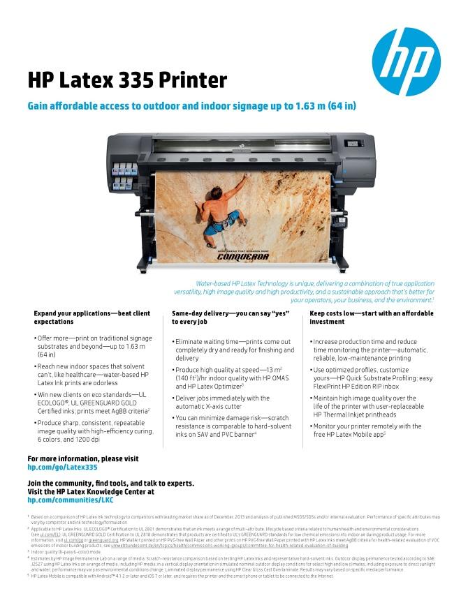 HP Latex Printers - navinism - Personal network