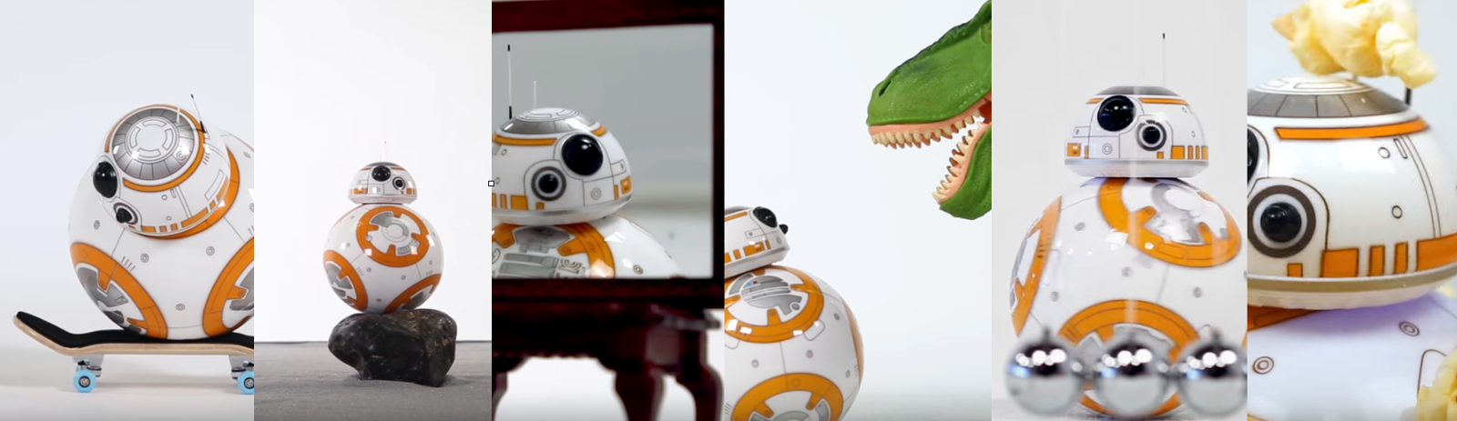 SPHERO, DISNEY / LUCASFILM-The Curious Adventures of BB-8