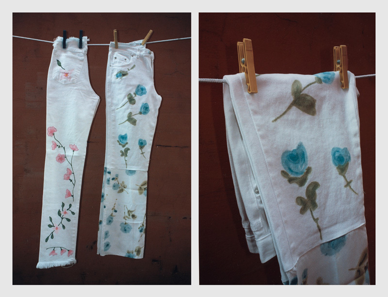 fe0d6dd529ab0 Hand painted clothes - Luciana Sydow