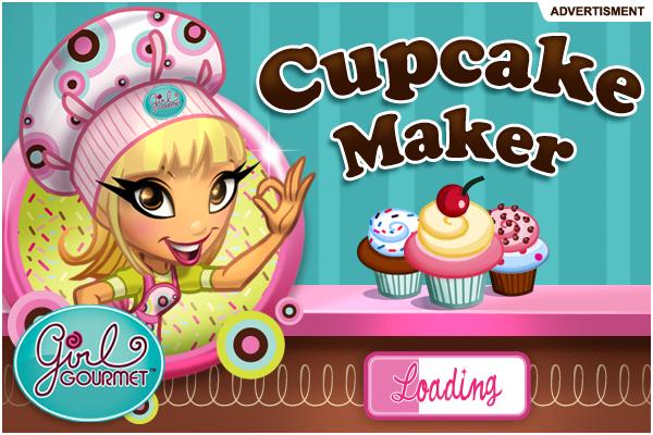 Girl Gourmet Cupcake Maker - Carrie Kanda
