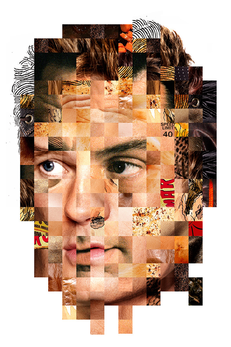 Magazine Collage Portraits Collage Portraits i Made For