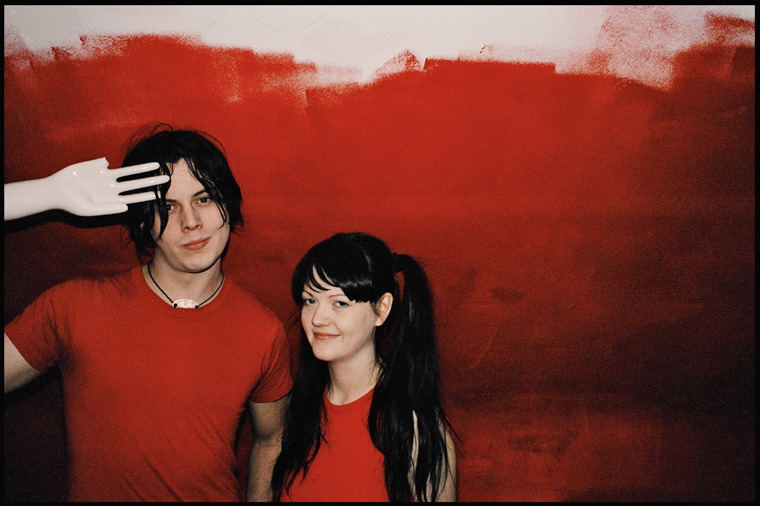 The White Stripes Detroit Kelly Ryerson