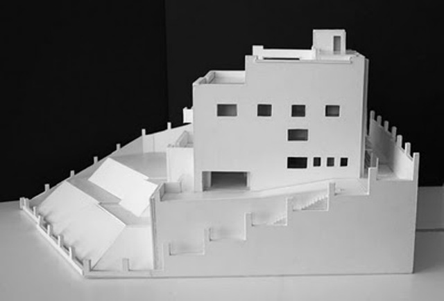 Moller house model - House and home design