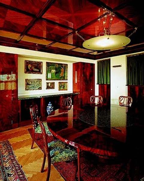 Muller House Czech Rupublic Adolf Loos And The Secession
