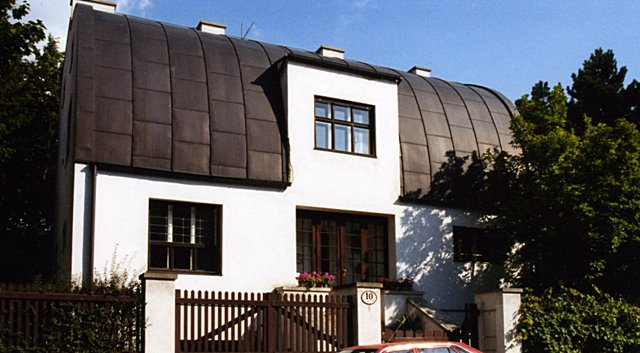 Steiner House Adolf Loos And The Secession