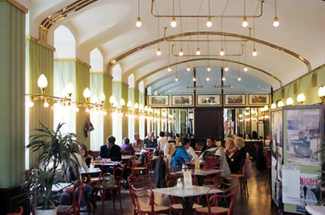 Cafe Museum Adolf Loos And The Secession