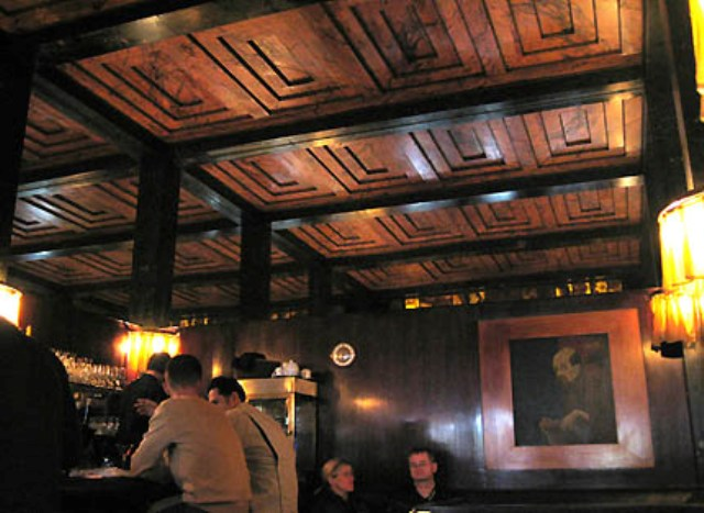 K 228 Rntner Bar Adolf Loos And The Secession