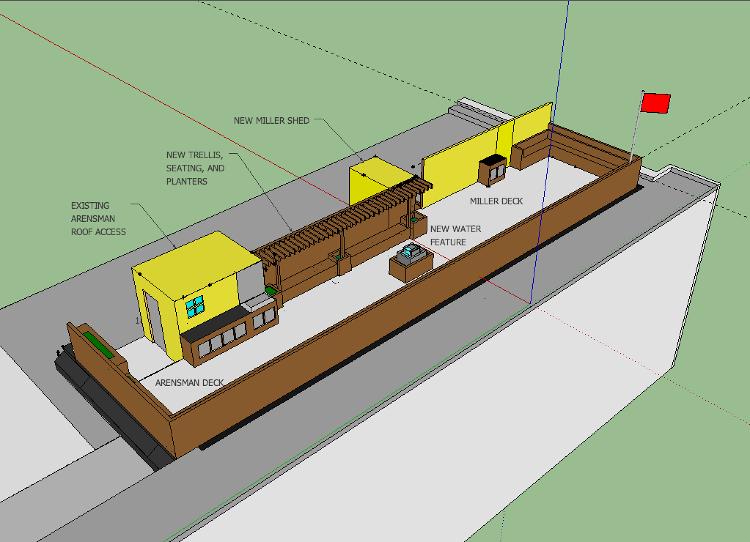 Roof Deck Designs Carl Petersen