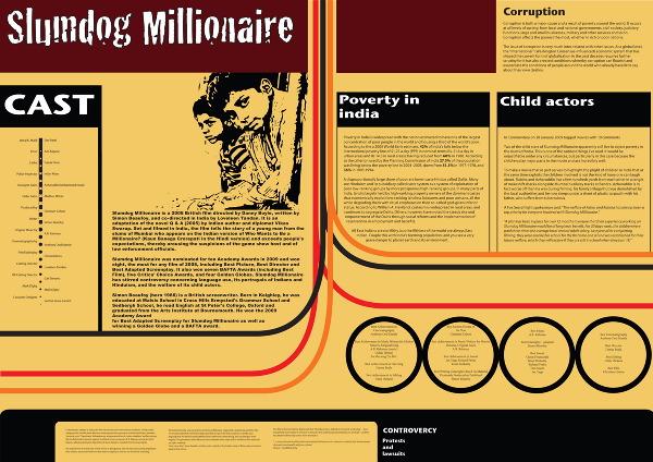 """slumdog millionaire 3 essay Featuring a dynamic combination of landmark essays by leading critics and  to """" slumdog millionaire,"""" providing new ways of looking at this controversial film   chapter 3: slumlord aesthetics and the question of indian poverty – nandini."""
