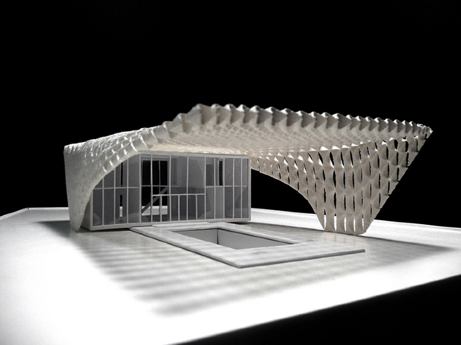 Made in the shade adriane riesser architecture for Architecte structure