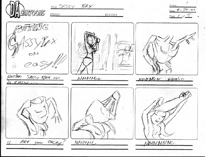 What Is Storyboard  KakTakTk