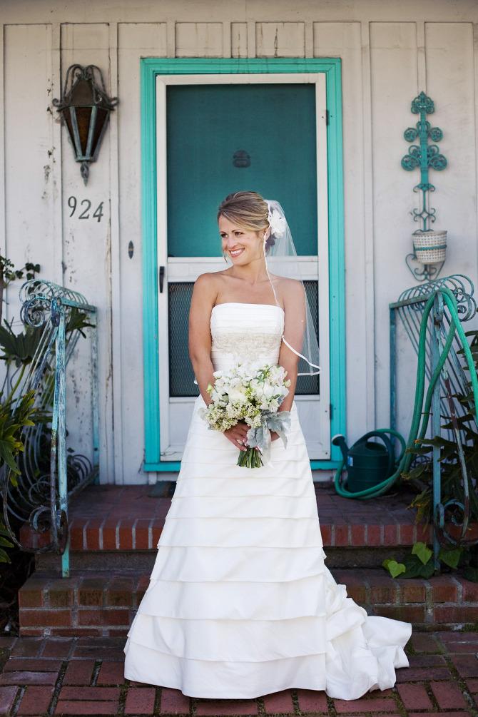 Kindra & Mike - ROOT 75 flowers & home - coronado, ca