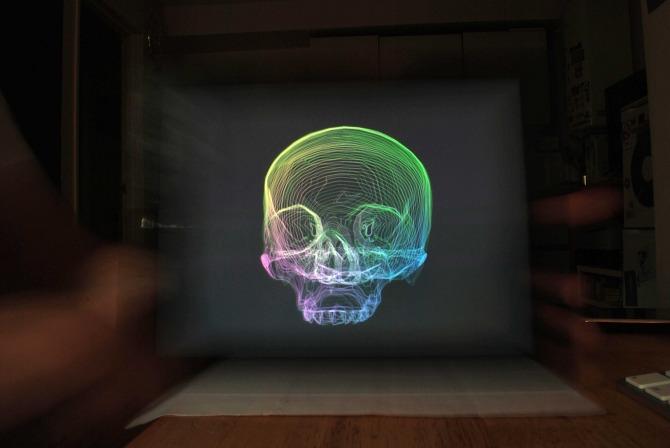 3d holographic light painting wwwedgardaveycom