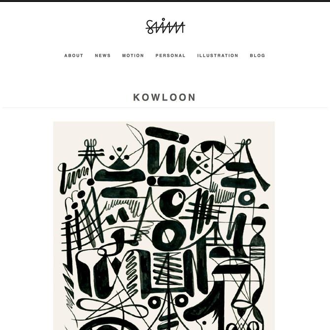 Cargo Collective Templates | Saiman Chow Cargo Favorite Sites