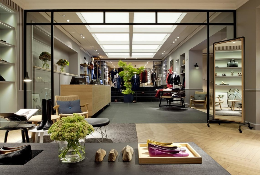 a8b31bd444 The dan pearlman team faced both challenges. On the one hand implementing the  new retail store's overall concept and ...