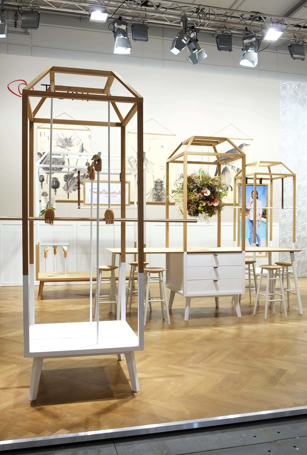 Exhibition Stand Architecture : Toni exhibition stand panorama berlin jonas görtz interior