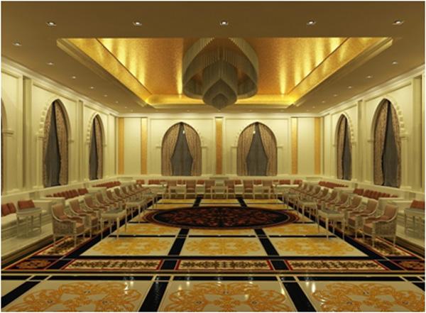 Residential development nba nadia h bakhurji for Archispace designs architects interior consultants