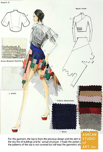 12 June Park Fit Fashion Design Ashcan Studio Of Art Inc